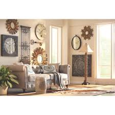 three hands metal wall decor set of 3 93584 the home depot
