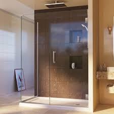 Shower Doors Ebay Dreamline Unidoor Plus 34 3 8 In X 43 In X 72 In Semi Frameless