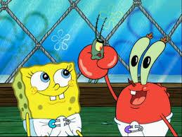 image baby spongebob sheldon u0026 baby mr krabs jpg