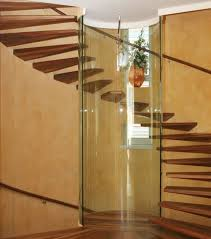 Glass Banister Kits Suspended Style 32 Floating Staircase Ideas For The Contemporary Home