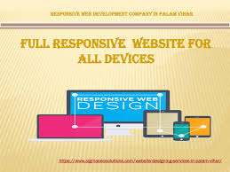 Homepage Design Rules by Responsive Website Design Services Palam Vihar Website Design