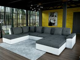 grand canapé angle canapé en u panoramique grand canapé d angle de 6 7 8 et 9