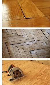 wood flooring repairs