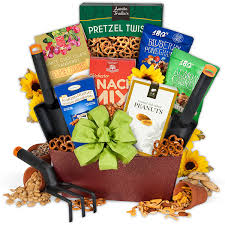 Gardening Basket Gift Ideas Housewarming Gift Baskets By Gourmetgiftbaskets