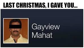 Last Christmas Meme - christmas