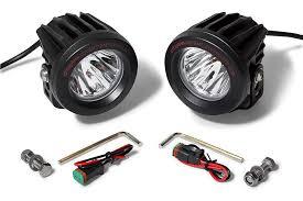 bmw gsa led fog light replacement kit