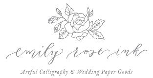 envelope addressing etiquette u2014 emily rose ink