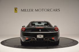 2014 ferrari 458 spider stock 4345 for sale near greenwich ct