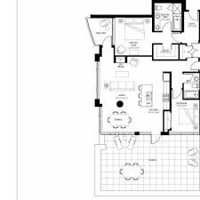 2 bed 2 bath floor plans 2 bed 2 bath apartment in bellevue wa the bravern signature