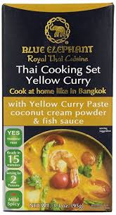 elephant cuisine amazon com blue elephant royal cuisine yellow curry 3 3