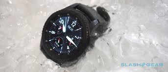 samsung gear s3 hands on samsung pay lte rugged smartwatch