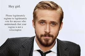 Ryan Gosling Hey Girl Memes - hey girl ryan gosling might turn men into feminists takepart