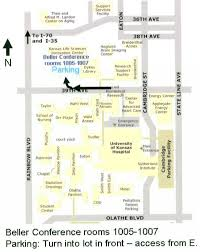 Kansas State University Campus Map by Aaup Kansas Conference Meetings And Agenda