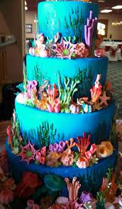 best 25 ocean cakes ideas on pinterest ocean birthday cakes