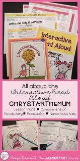 Wemberly Worried Worksheets Best 20 Chrysanthemum Activities Ideas On Pinterest Kevin Name