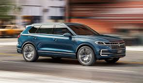 volkswagen jeep touareg volkswagen t prime concept gte it u0027s a preview of next touareg by