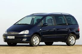 ford galaxy 2 8 v6 24v ghia manual 2003 2006 204 hp 5 doors