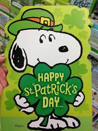 peanuts s day happy st s day st s day