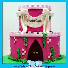 pink castle cake cakecentral