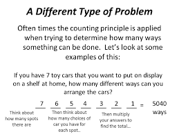 lesson 14 1 probability and the basic counting principle ppt