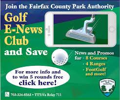 Fairfax Zip Code Map by Pinecrest Golf Course Fairfax County Virginia