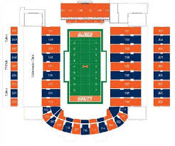 College football illinois fighting illini tickets travel packages