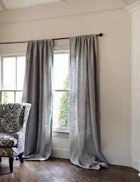 Curtains And Drapes Ideas Decor Light Grey Sheer Curtains Decor Mellanie Design