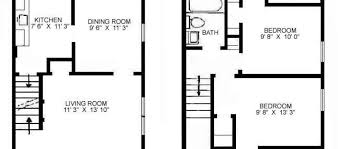 high quality small duplex house plans 4 small duplex floor plans