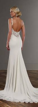 simple open back wedding dresses 100 open back wedding dresses with beautiful details wedding
