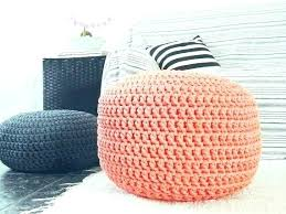 bean bag chair with ottoman crochet bean bag chair 51job me