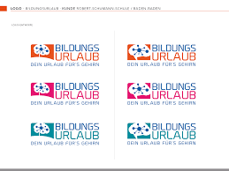Robert Schuman Schule Baden Baden Logos Signets Re Design Backhaus Grafikdesign