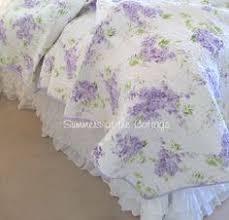 Shabby Chic Pillow Shams by Shabby Romantic Cottage Chic Dreamy White Ruffles Pillow Sham