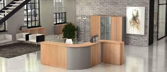 comptoir de bureau comptoirs d accueil co bureau