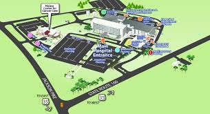 Utc Parking Map Holzer Gallipolis