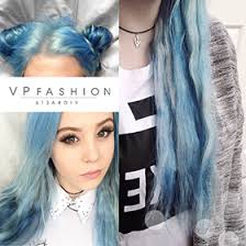 vpfashion hair extensions white diy dye indian remy clip in d613a d613a