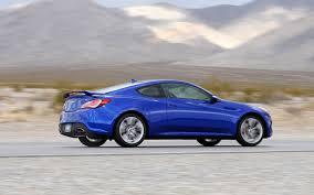 top speed hyundai genesis coupe 2013 hyundai genesis coupe 3 8 track test motor trend