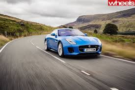 2018 jaguar f type coupe review wheels
