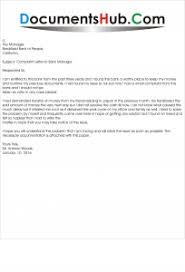 complaint letter to bank manager documentshub com