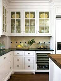 cabinet doors with glass panel kitchen cabinets with glass doors