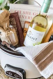 Bridal Shower Gift Baskets Diy Bridal Shower Gift Kendall Jackson