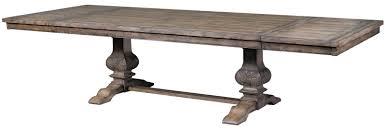 pulaski accentrics home desdemona rectangular table in aged patina pulaski accentrics home desdemona rectangular table in aged patina 201005 by dining rooms outlet
