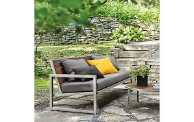 montego sofa montego sofa with cushions and cocktail table modern outdoor