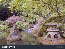 japanese zen garden portland stock photo 59655904 shutterstock