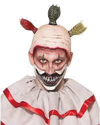 twisty the clown mouth american horror story freak show