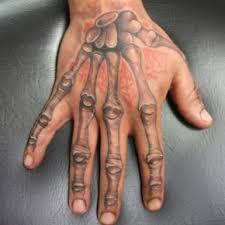 cool tattoo designs for hands big black eye hand tattoo design
