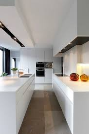 White Contemporary Kitchen - 37 best keittiö images on pinterest kitchen ideas home and