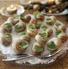 escargot cuisiné recette escargots en persillade