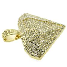 diamond shape diamond shape gold pendant pendants