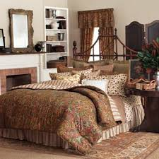 Paisley Comforter Sets Full Chaps Home Chandler Reversible Paisley Comforter Set Full Home
