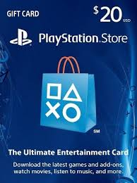 20 gift card playstation network buy 20 usd psn gift card us